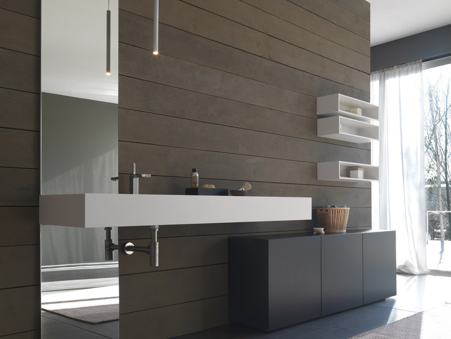 Badkamers aplus studio zottegem - Badkamer meubilair merk italiaans ...