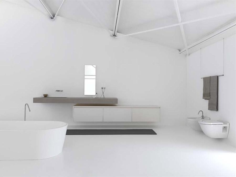 Badkamers aplus studio zottegem - Italiaans badkamer model ...
