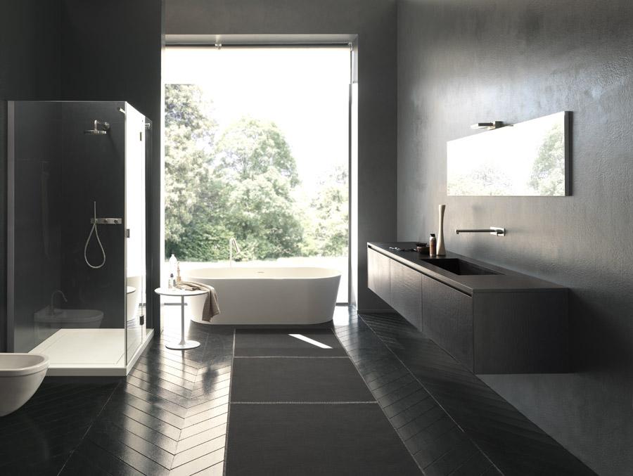 Design badkamers voorbeelden design badkamers sydati design badkamer showroom laatste - Douche italiaans ontwerp ...