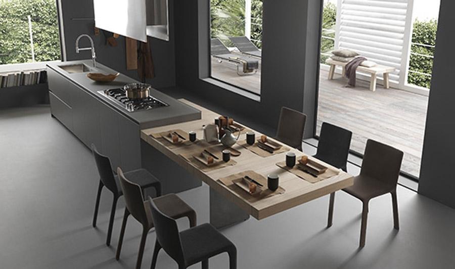 Modulnova keukens keukenarchitectuur - Kleine keuken voor studio ...